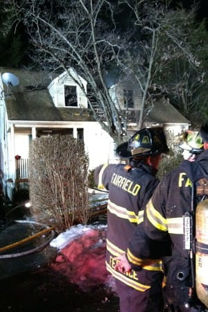 Fairfield Police responded to calls three times in six months to a Crane Street home that burned in a fire Monday, March 10 killing a mother and her teenage daughter, according to the Fairfield Citizen.