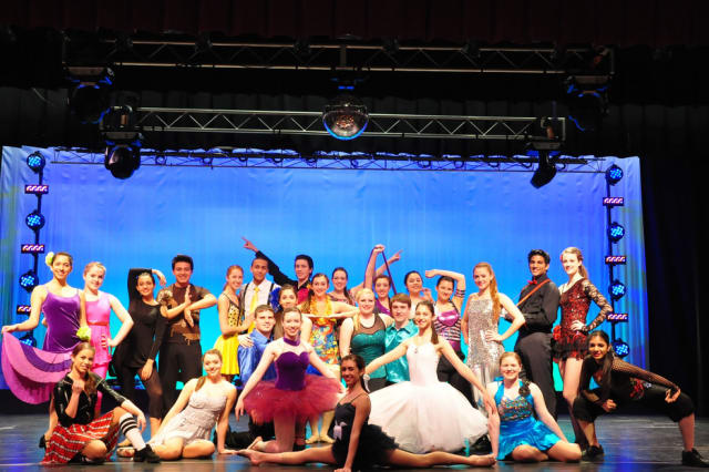 The Yorktown High School Dance Company will receive an Education Award from ArtsWestchester at a luncheon on Friday, April 4.