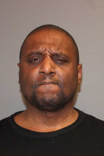 Darrin Lminggio, 42, of Bridgeport was charged with drug possession and distribution by Norwalk Police Tuesday.
