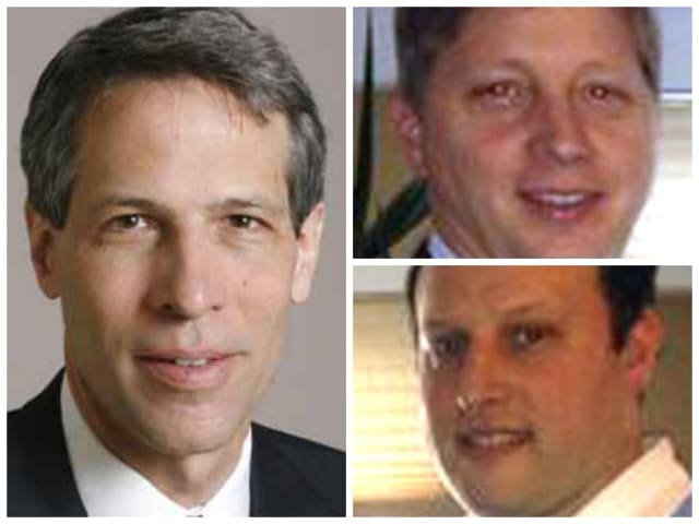 Joe Marty, Adam Kagan and Chris Reim have won the race for Village of Pelham trustees, vying for three spots with all five districts reporting.