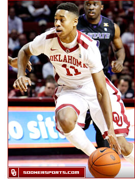 Mount Vernon High graduate Isaiah Cousins and his University of Oklahoma team fell in the second round of the NCAA Men's Basketball Tournament Thursday, March 20..
