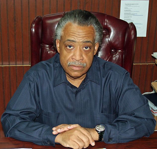 The Rev/ Al Sharpton