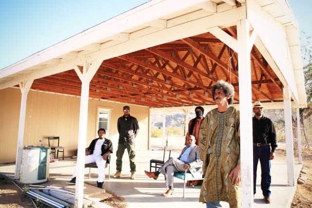 Grammy Award-winning Tinariwen will perform at the Ridgefield Playhouse on Wednesday, March 26.