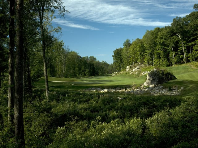 """Pound Ridge Golf Course ranks fourth in New York in a Golfweek Magazine story about """"Best Places You Can Play."""""""