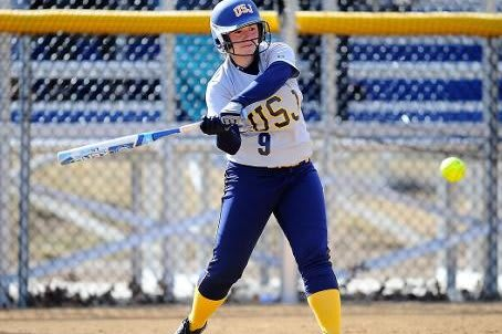Norwalk's Patti Sciglimpaglia, a sophomore at St. Joseph University, was named the Great Northeast Athletic Conference softball Player of the Week.
