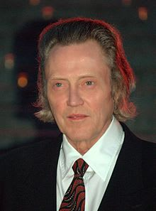 Christopher Walken turns 71 on Monday.