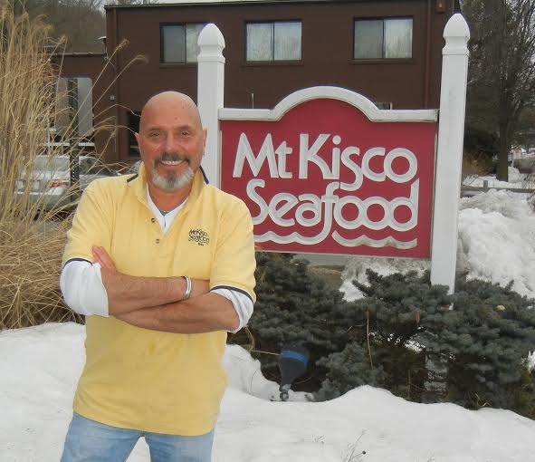 The Mount Kisco Chamber of Commerce has named Joe DiMauro, owner and operator of Mount Kisco Seafood as 2014 Citizen of the Year.