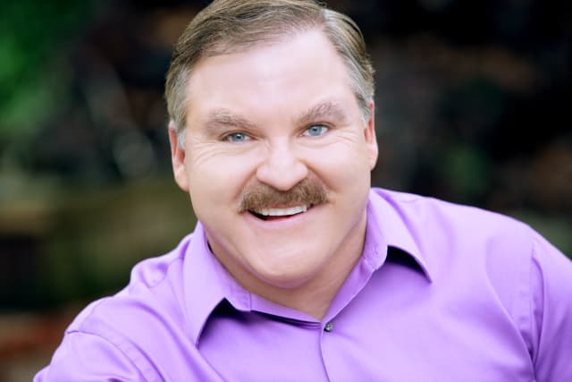James Van Praagh will perform at the Ridgefield Playhouse on Wednesday, April 9.