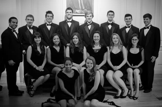 Harvard Opportunes, Harvard's oldest premiere co-ed a cappella group, will perform at the Darien Library.