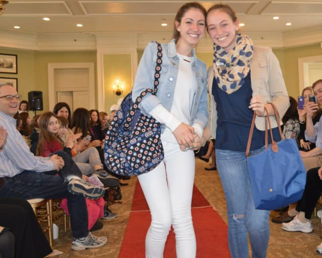 The Westchester Jewish Community Services Kids' Kloset fashion show was held at Old Oaks Country Club in Purchase.