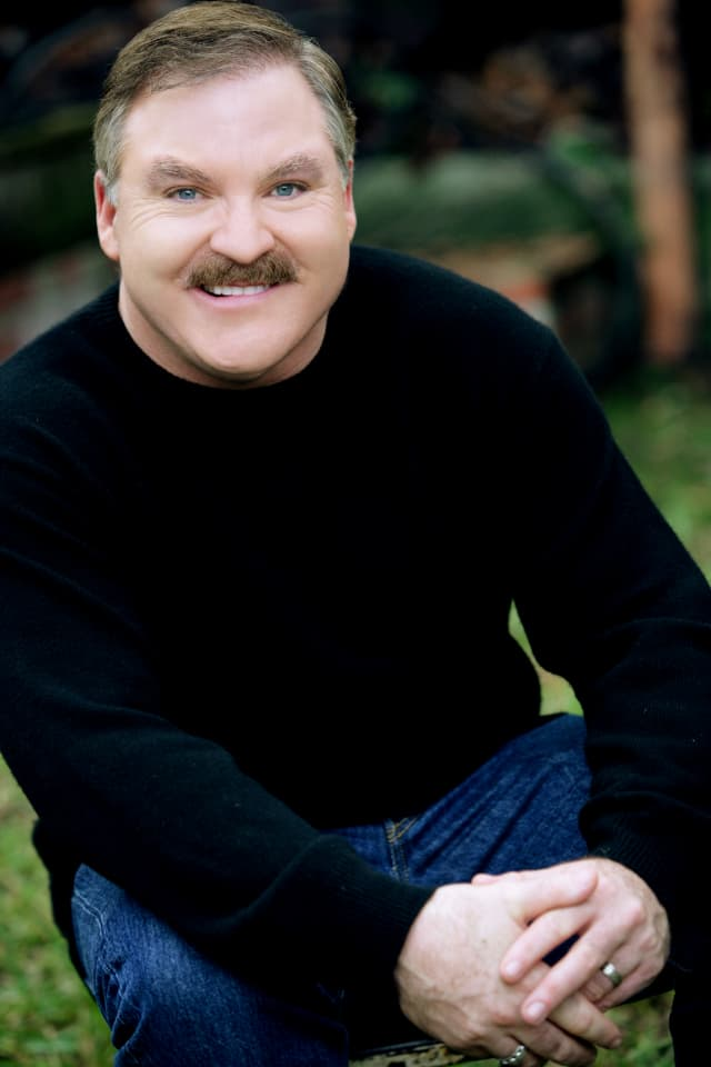 Ghost Whisperer James Van Praagh will appear at the Ridgefield Playhouse on Wednesday, April 9.