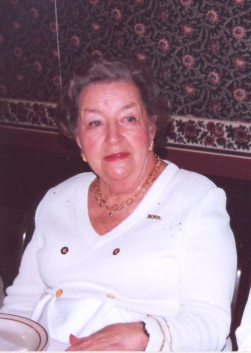 Mary Cogswell Kaufmann