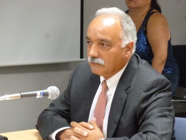 Norwalk Superintendent Manuel Rivera said the district would explore opening a new school in South Norwalk.