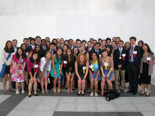 Several Fairfield County students have been named 2014 Presidential Scholar candidates.