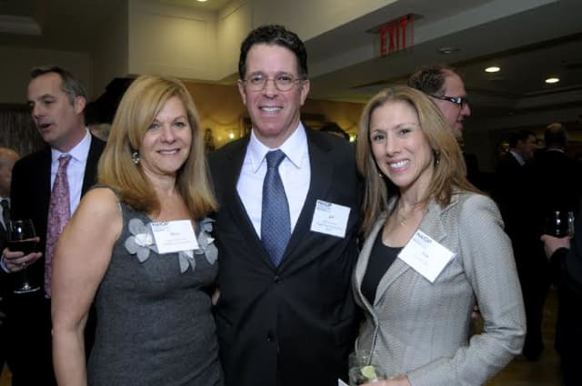 These are some of the guests at the recent NAIOP Connecticut & Suburban New York gala