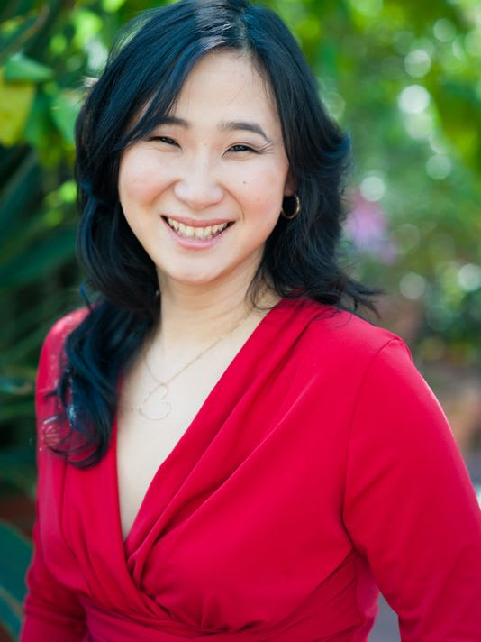 Author Patty Chang Anker