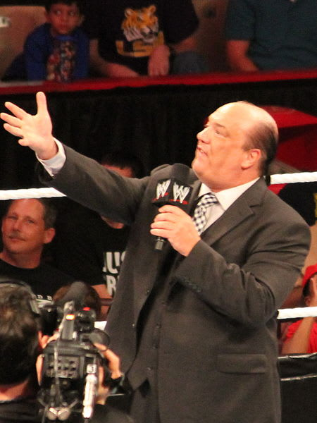 Scarsdale's Paul Heyman managed Brock Lesnar at Wrestlemania XXX, where he ended The Undertaker's undefeated streak at 21.