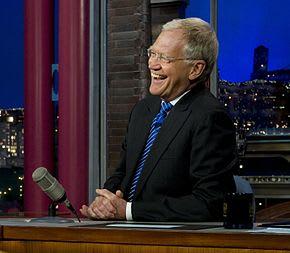 David Michael Letterman turns 68 on Sunday.