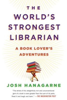 "Josh Hanagarne author of ""The World's Strongest Librarian"" and Randy Lewis, author of ""No Greatness Without Goodness"" will be featured at the luncheon."