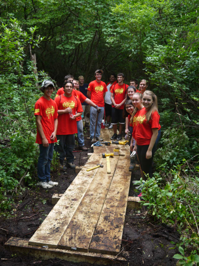 The Youth Volunteer Corps of Western Connecticut will hold a kick off event to celebrate its fifth year serving the community on Saturday, April 12.
