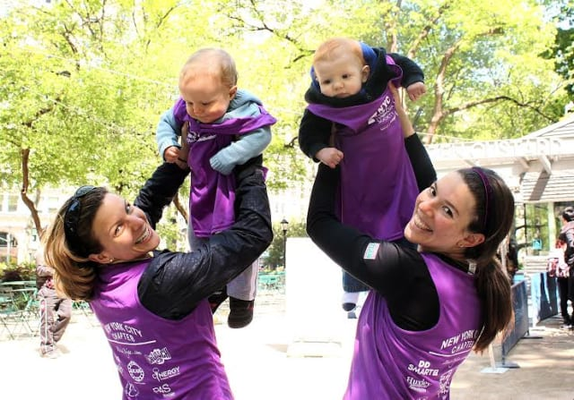 Moms In Training in Fairfield will hold a Kick Off Celebration Saturday at Fairfield Public Library.