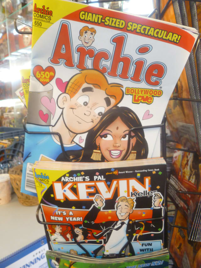 Reaction was mixed when Rivertowners heard the news Archie Andrews of comic book fame would die in an upcoming issue.
