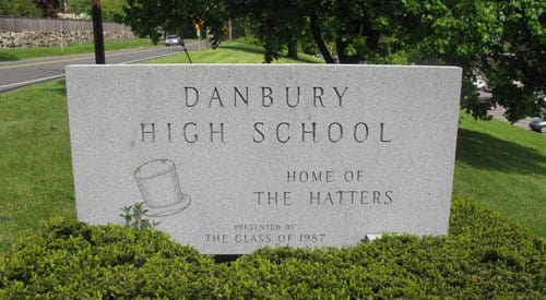 The 18-year-old woman accused of planning a Columbine-style shooting at Danbury High School also allegedly made threats to the school in Colorado as well.