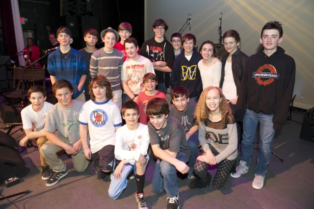 Some of the top area middle and high school bands will perform at BandJam 2014 on Sunday, April 27.