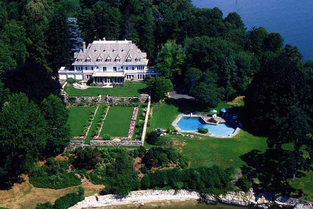 The estate went on the market in May 2013 for $190 million as the most expensive home for sale in American history.