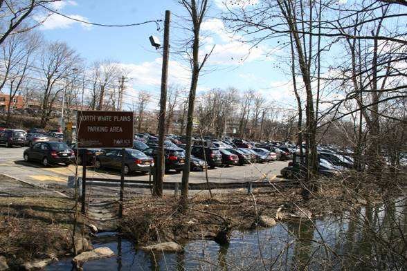 The Westchester County Board of Legislators approved $4 million to rehabilitate the parking lot.
