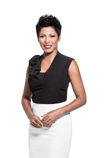 NBC's 'Today' co-host Tamron Hall is set to be the honoree and key speaker at the Domestic Violence Crisis Center's Voices of Courage Spring Luncheon on May 1.