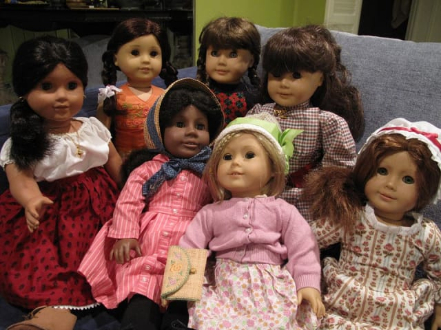 "Girl AGain Resale Boutique in Hartsdale is hosting an American Girl Doll ""Bad Hair Day"" workshop on Thursday, April 17."
