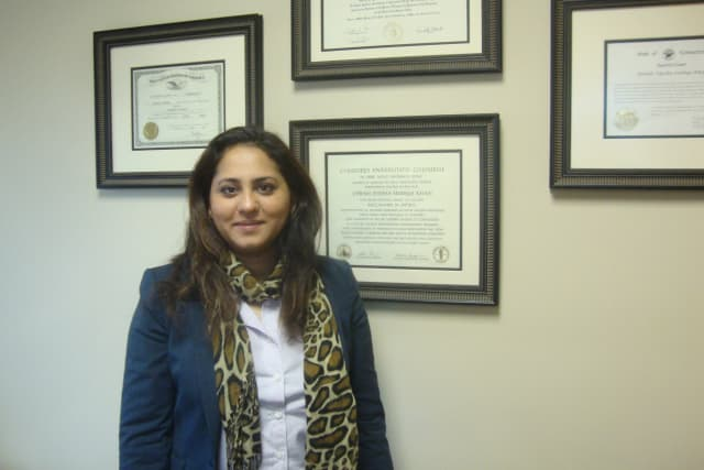 Uswah Khan has opened a new family law firm, Fairfield Family Law, in Norwalk.