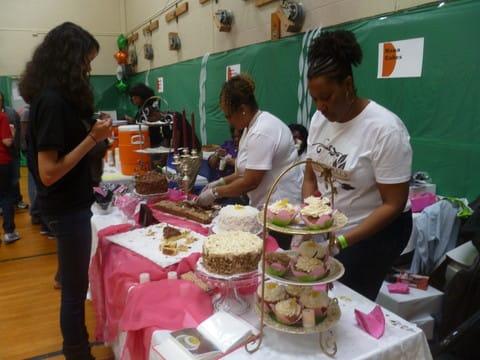 The fourth annual Greenburgh Taste-Off brings local eateries, the schools and the community together in a fundraiser.