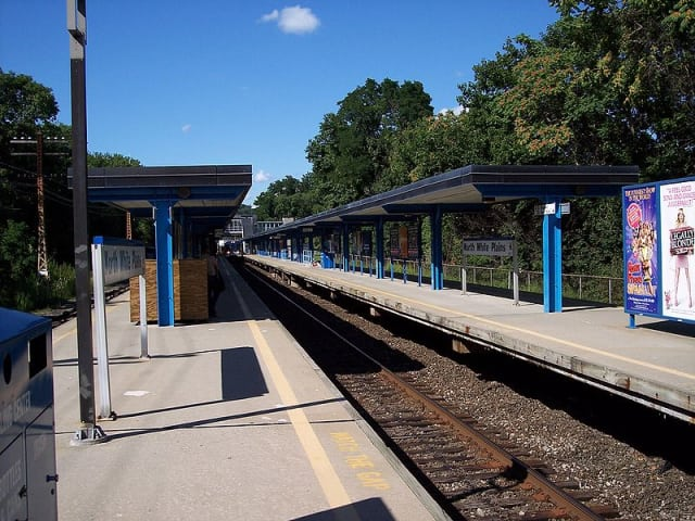 Westchester legislators approved a $4 million bond to renovate the parking lot at the North White Plains train station.