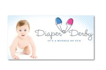 "The Westchester in White Plains will host a ""Diaper Derby"" for babies on Saturday, April 26."