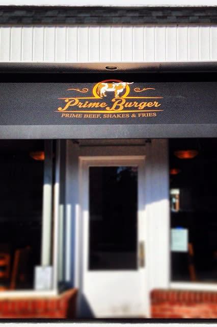 Prime Burger is now open in Ridgefield.