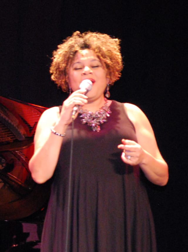 Grammy-award winning jazz vocalist Melissa Walker will be featured at the concert.
