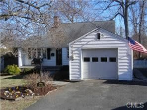 The house at 221 West Ave. in Darien is open for viewing this Saturday.