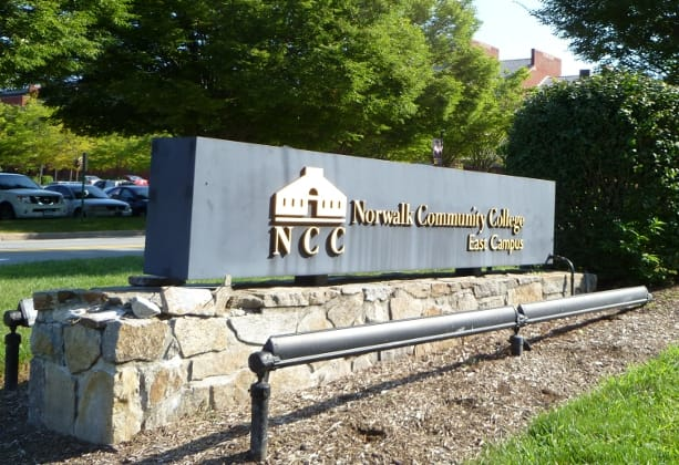 The president of Norwalk Community College has agreed to pay a $3,000 fine for misuse of NCC Foundation funds.