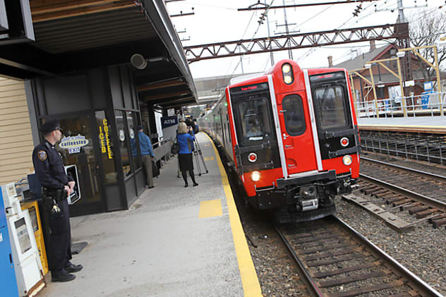 Gov. Dannel P. Malloy urged Metro-North officials to make improvements to the train schedules.