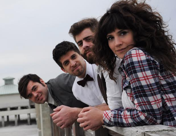 Swear and Shake is returning to Westchester for a special performance Saturday, April 26 at The Purple Crayon in Hastings-on-Hudson.