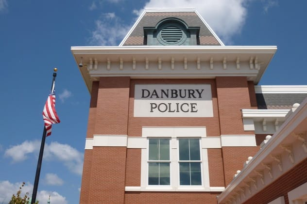 Danbury Police charged a local man after he allegedly approached women and made lewd comments outside of a daycare.