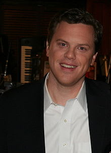 "NBC ""Today"" show host Willie Geist will speak to Mark Kennedy Shriver of Save the Children on Thursday, April 24."