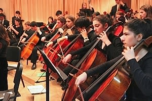The Norwalk Youth Symphony will hold an open house on Sunday, april 27.