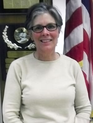Mount Vernon's newest Board of Education Trustee Darcy Miller