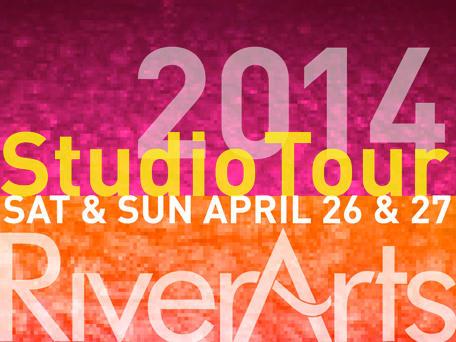 The RiverArts Studio Tour will fill the Rivertowns April 26-27.