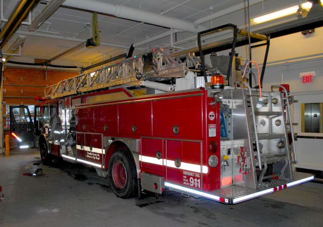 The Greenwich Board of Selectmen appointed a new fire marshall during a meeting on Thursday, April 24.