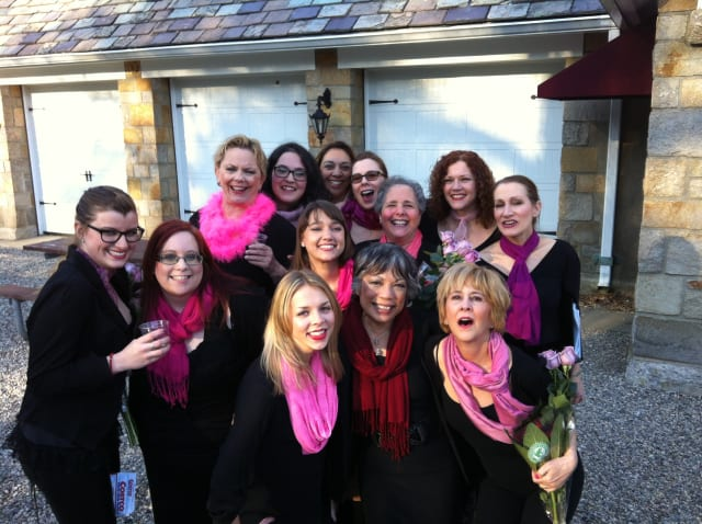 "A group of Norwalk women has raised nearly $5,000 for the Center for Sexual Assault Crisis Counseling and Education following benefit performances of ""The Vagina Monologues."""