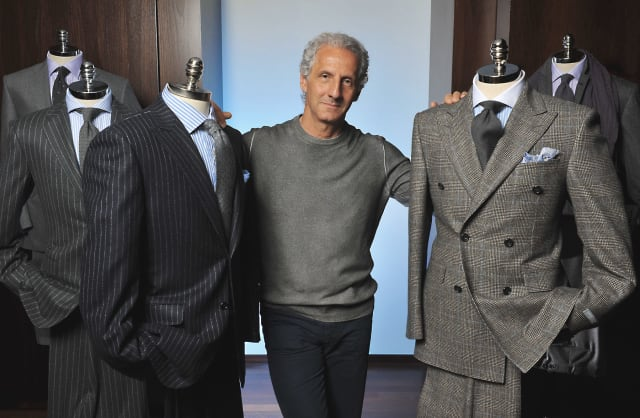 Happy birthday to Joseph Abboud.